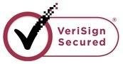 Main main verisign secured logo