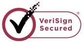 Main main verisign secured logo