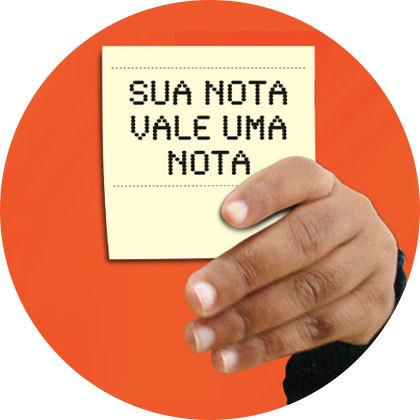 Doe Notas Fiscais sem CPF para Casas André Luiz